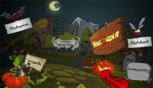 Halloween Welt